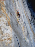 Rock Climbing Photo: Freewheelin
