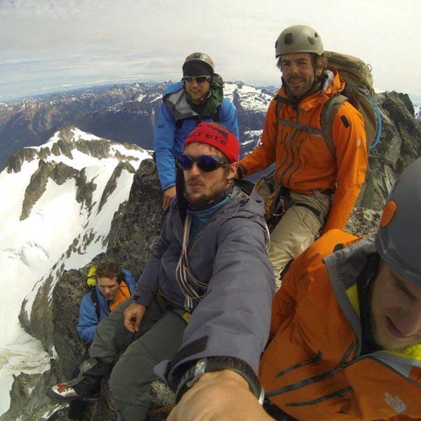50 Classic - Forbidden Peak