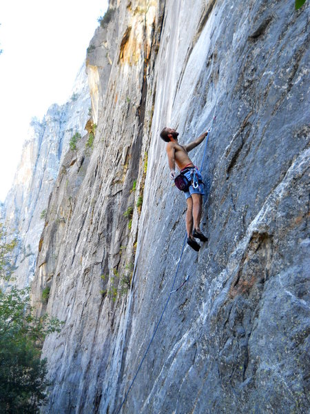 Rock Climbing Photo: Mecca Lite