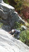 Rock Climbing Photo: joe english