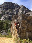 Rock Climbing Photo: Kings canyon