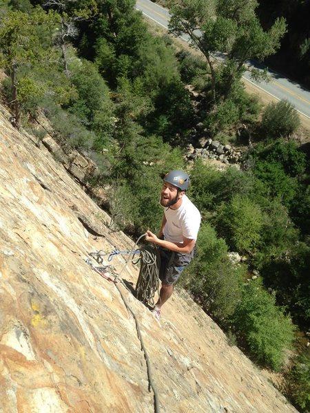 Climbin in Cali<br>