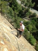 Rock Climbing Photo: Climbin in Cali