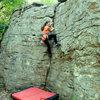 Tay climbing @ Chandler-