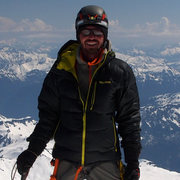 Rock Climbing Photo: Profile Pic - Mt Baker Summit