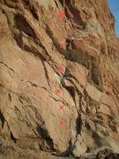 Rock Climbing Photo: Image Topo