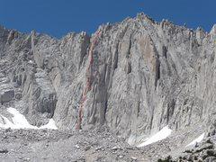 Rock Climbing Photo: The Left East Arete. Photo credit: Kovarpa/Summitp...