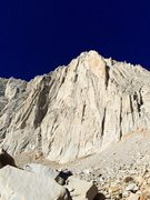 Rock Climbing Photo: The Ruby Wall
