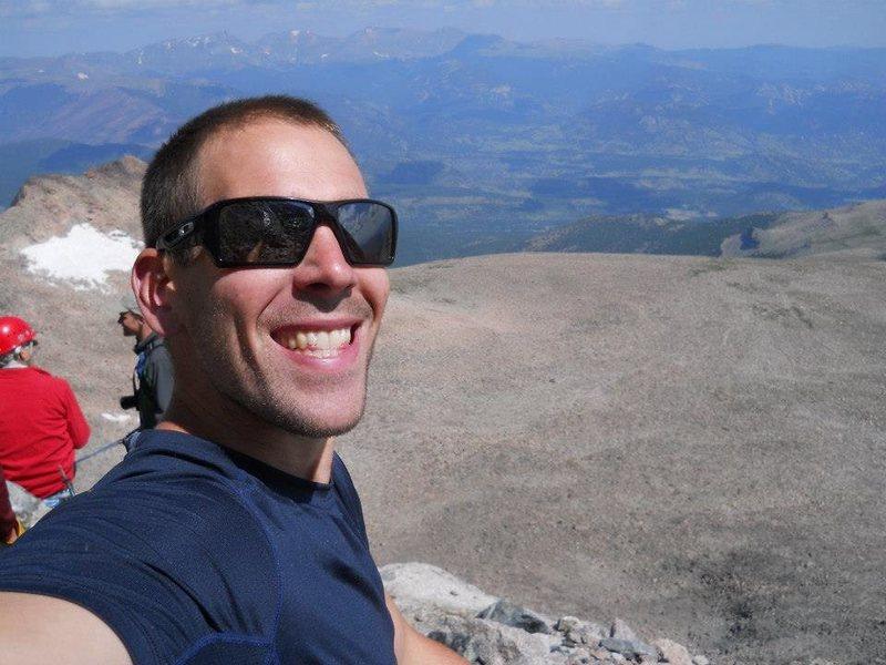 Rock Climbing Photo: Longs