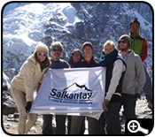 Rock Climbing Photo: salkantay Mountain