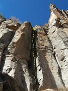 Rock Climbing Photo: G-Man Topo