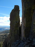 Rock Climbing Photo: This little tower has some great lines on it!