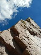 Rock Climbing Photo: Nice arete