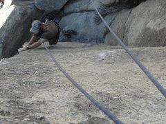 Rock Climbing Photo: Ryan Weinhart of the D.B.