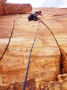 Rock Climbing Photo: Red Rock ||  The Schwa