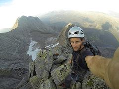 Rock Climbing Photo: Kolkjereryggen, Uskedalen, Norway