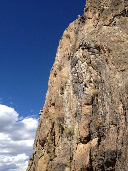 Rock Climbing Photo: Big Chief