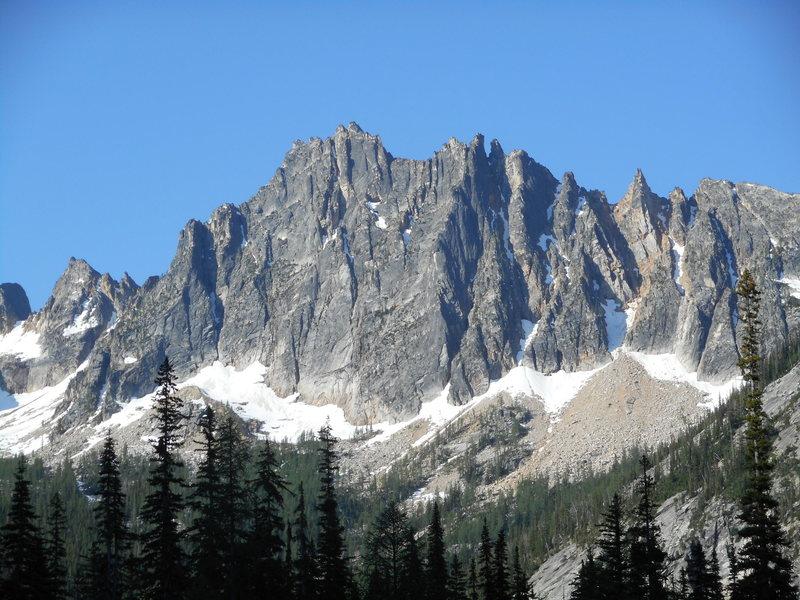 Rock Climbing Photo: Vasiliki Ridge