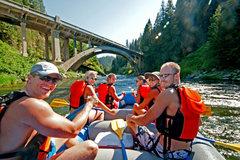Rock Climbing Photo: Rafting the Third Fork, Idaho