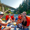 Rafting the Third Fork, Idaho
