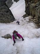 Rock Climbing Photo: Banner Peak