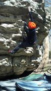 Rock Climbing Photo: L 45