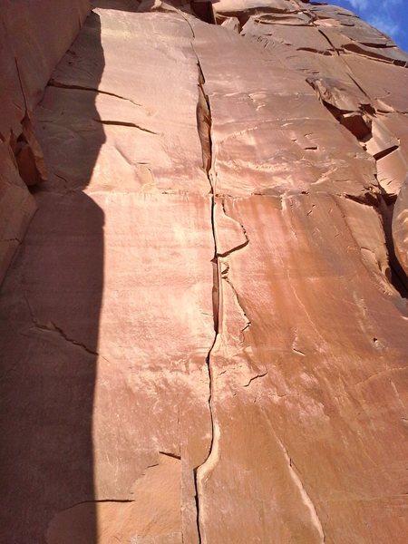 Rock Climbing Photo: Boy Howdy