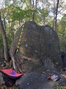 Rock Climbing Photo: Novocaine