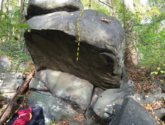 Rock Climbing Photo: The Magi Direct