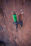 Rock Climbing Photo: somewhere on 313, Thanks Eric