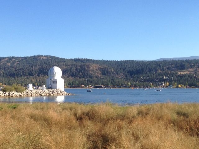 Big Bear Solar Observatory, Big Bear North
