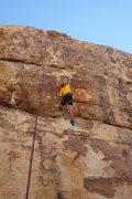 Rock Climbing Photo: launch