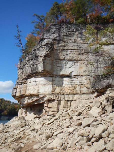 Rock Climbing Photo: In all it's glory.