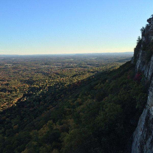Rock Climbing Photo: Gunks