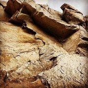 Rock Climbing Photo: Stoked.