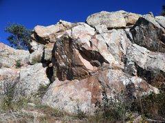 Rock Climbing Photo: 2 x 4.