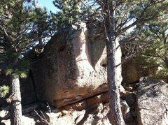 Rock Climbing Photo: Real Pocket Wall.