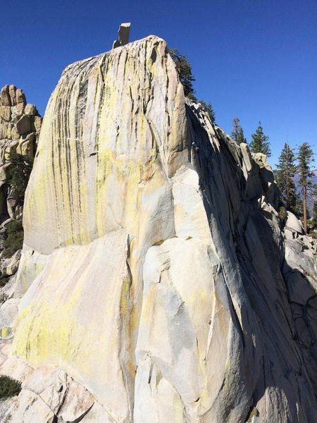 Rock Climbing Photo: The Charlatan