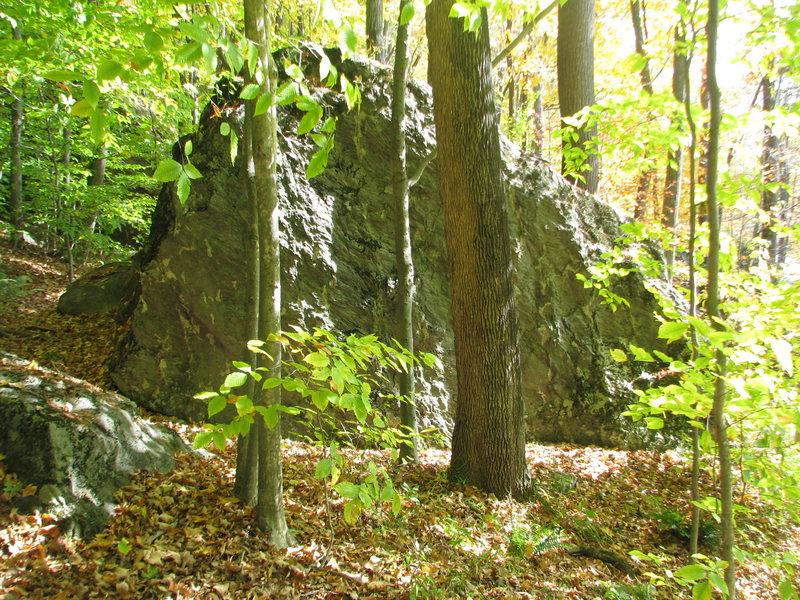 The Hi Boulder