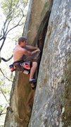 Rock Climbing Photo: ozone