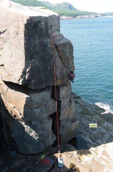 Otter Cliffs, Acadia ME