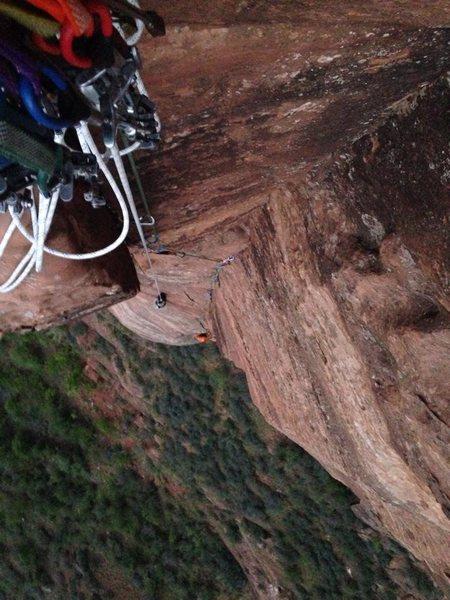 Rock Climbing Photo: p4 prodigal