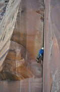 Rock Climbing Photo: Leading Incredible Hand Crack