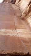 Rock Climbing Photo: S-Crack.