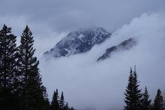 Rock Climbing Photo: Mt. Superior in October