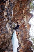 Rock Climbing Photo: Mixing it up in SWPA