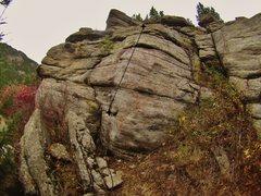 Rock Climbing Photo: Enjoy!