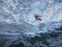 Rock Climbing Photo: dykage