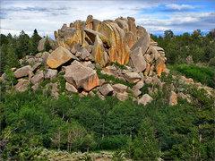 Rock Climbing Photo: The MAZE (aka Amaze-ing).