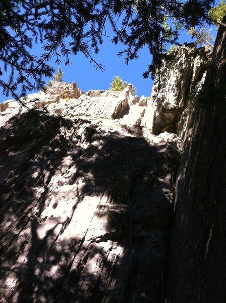 Banff / Road Side Left / Off Ramp